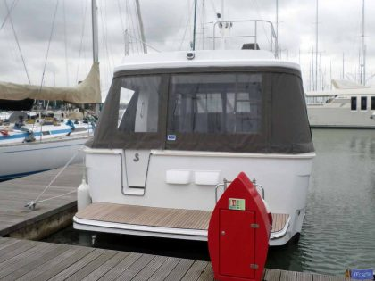 Beneteau Swift Trawler ST34, Cockpit Enclosure_1