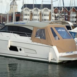 BMB Virtess 420 Coupe Cockpit Enclosure, SOLENT BEAUTY_2