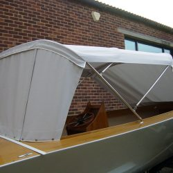 Elektra Tender, Cockpit Bimini Enclosure_3
