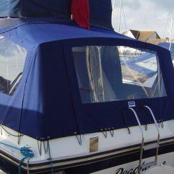 Fairline Sedan Cockpit Enclosure_2