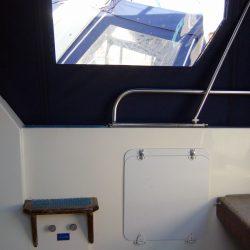 Fairline Sedan Cockpit Enclosure_3