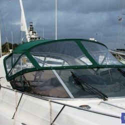 Fairline Targa 39, Fore and Aft canopies_5