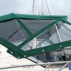 Fairline Targa 39, Fore and Aft canopies_3