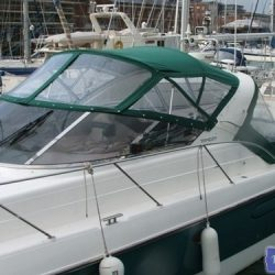 Fairline Targa 39, Fore and Aft canopies_1