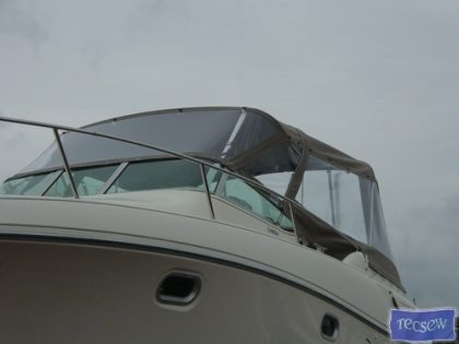 Jeanneau Leader 805, fore and aft replacement Canopies_1
