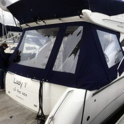 Princess 42 Cockpit Enclosure_4