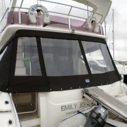 Princess 50 Cockpit Enclosure_4