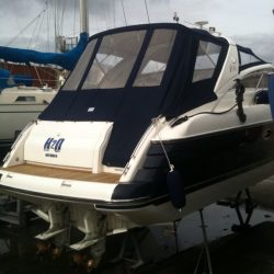 Princess V42 Fore and Aft canopies_2