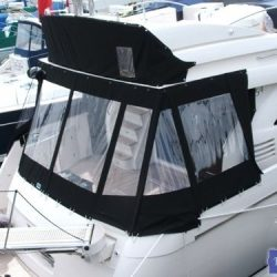 Rodman 54 Muse, Cockpit Enclosure