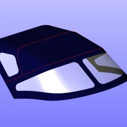 Sealine S34 Replacement Cockpit Canopies_8