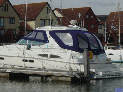 Sealine S48 Fore and Aft canopies_1