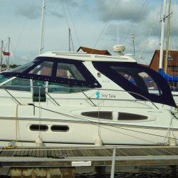 Sealine S48 Fore and Aft canopies_2