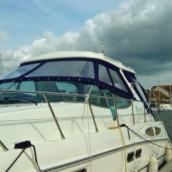 Sealine S48 Fore and Aft canopies_4