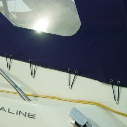 Sealine S48 Fore and Aft canopies_5