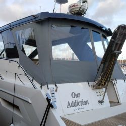 Sealine SC 47 Recover Aft canopy_1