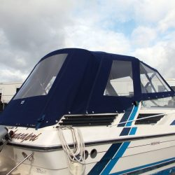 Sunseeker Mexico 24 Fore and Aft Canopies_1