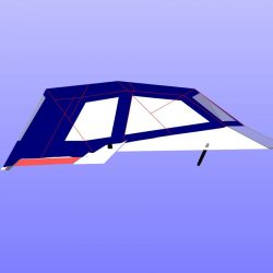 Sunseeker Mexico 24 Fore and Aft Canopies_17