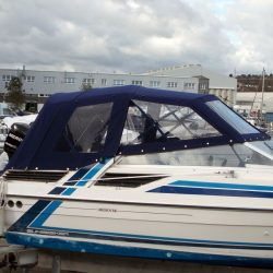 Sunseeker Mexico 24 Fore and Aft Canopies_5