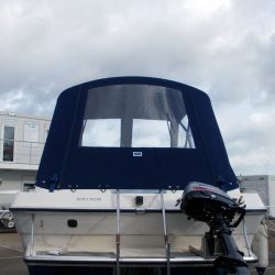 Sunseeker Mexico 24 Fore and Aft Canopies_6