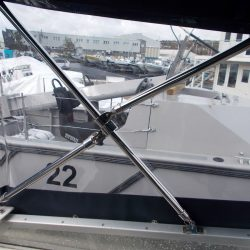 Sunseeker Mexico 24 Fore and Aft Canopies_9