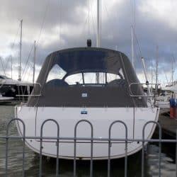 Bavaria Cruiser 46, 2014 model, Cockpit enclosure_4