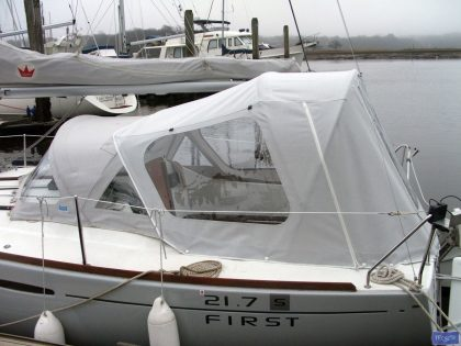 Beneteau First 21.7 Cockpit Enclosure_1