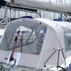 Beneteau First 25.7 Cockpit Enclosure_1