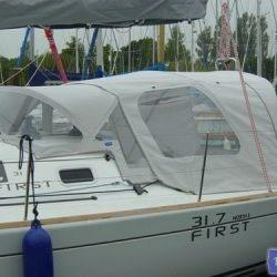 Beneteau First 31.7 Cockpit Enclosure_5