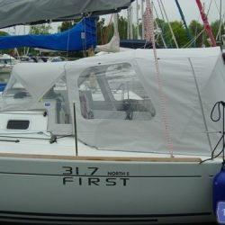 Beneteau First 31.7 Cockpit Enclosure_1