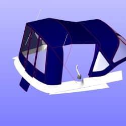 Beneteau Oceanis 361 Cockpit Enclosure_14