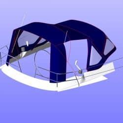 Beneteau Oceanis 361 Cockpit Enclosure_17