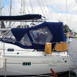 Beneteau Oceanis 361 Cockpit Enclosure_2
