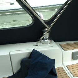 Beneteau Oceanis 393 Cockpit Enclosure, with zip out sides_2