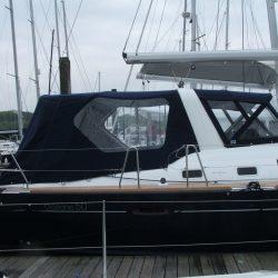 Beneteau Oceanis 50, 2009 model, Cockpit Enclosure_2