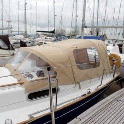 Contessa 32 Cockpit Enclosure, Cantata_1