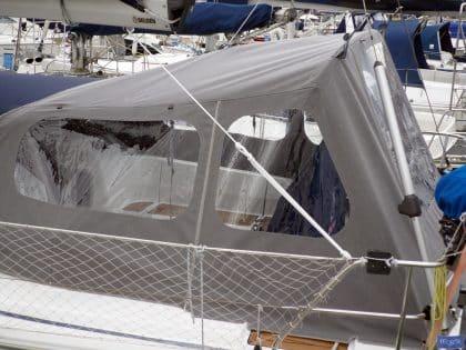 Dehler 36SQ, SUKAMA, Suspended Cockpit Enclosure_1