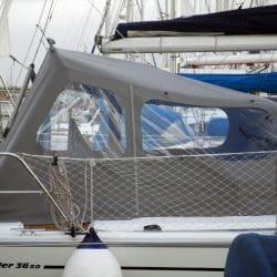 Dehler 36SQ, SUKAMA, Suspended Cockpit Enclosure_2
