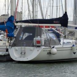 Dehler 36SQ, SUKAMA, Suspended Cockpit Enclosure_3