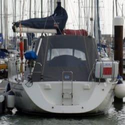 Dehler 36SQ, SUKAMA, Suspended Cockpit Enclosure_6