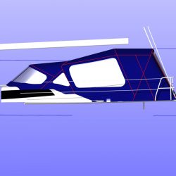 Approximate height from cockpit floor for both window designs_11