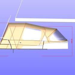 Hanse 385 Cockpit Enclosure_13