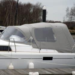 Hanse 385 Cockpit Enclosure_2