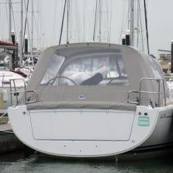 Hanse 385 Cockpit Enclosure_5