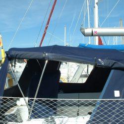 Jeanneau Sun Odyssey 37 Cockpit Enclosure_5