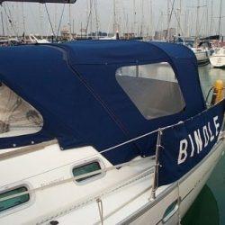 Jeanneau Sun Odyssey 37 Cockpit Enclosure_6