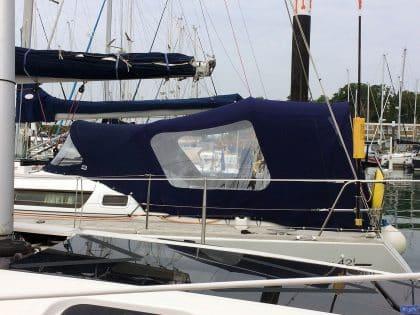 Jeanneau Sun Odyssey 42i Cockpit Enclosure_1