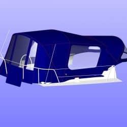 Jeanneau Sun Odyssey 42i Cockpit Enclosure_10