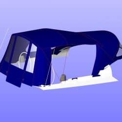 Jeanneau Sun Odyssey 42i Cockpit Enclosure_11