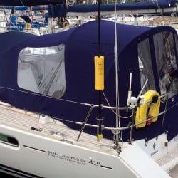 Jeanneau Sun Odyssey 42i Cockpit Enclosure_2