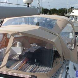 Jeanneau Sun Odyssey 45.2 Cockpit Enclosure, design 2, pic_1